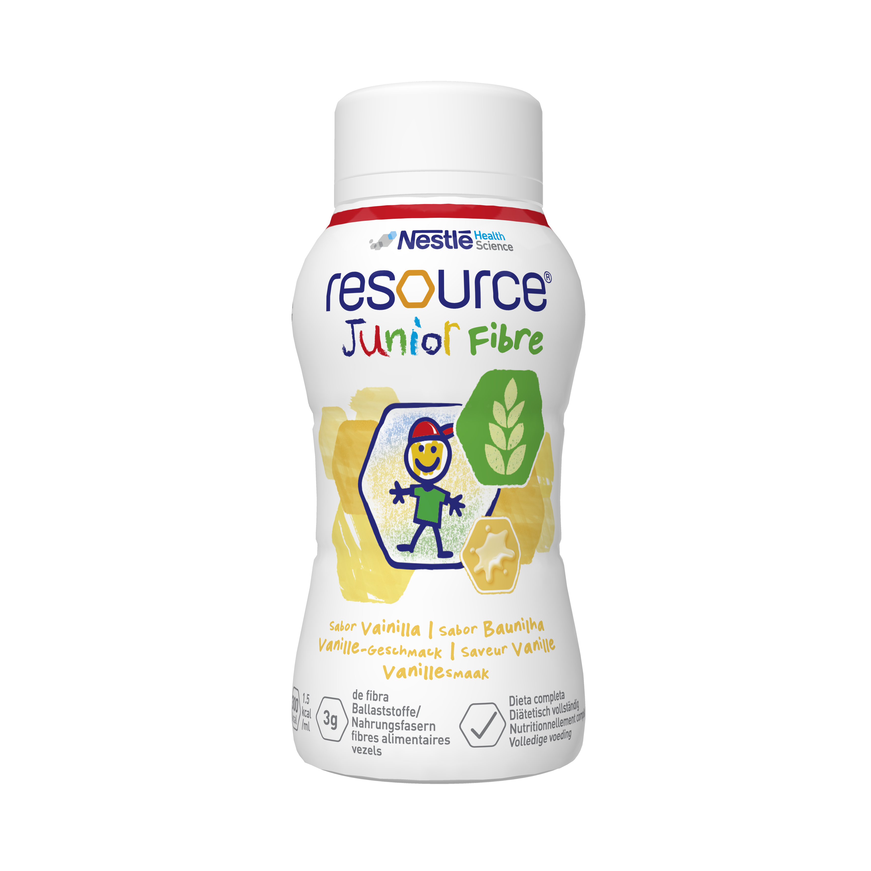 Resource® Junior Fibre