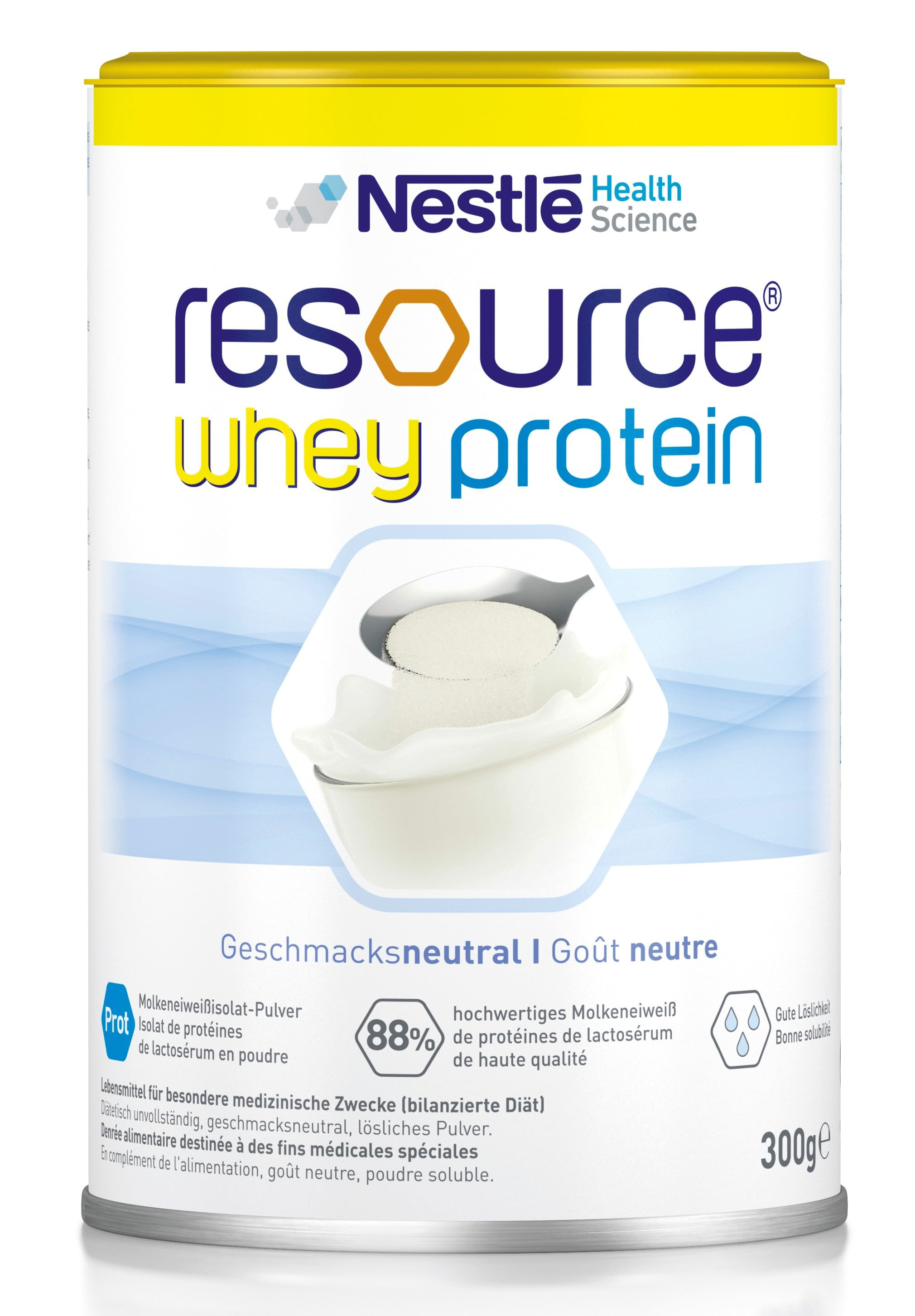 Resource <SUP>®</SUP> Whey