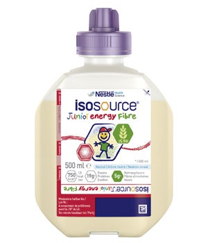 Isosource<sup>®</sup> Junior Energy Fibre neutre SmartFlex<sup>®</sup> 500 ml