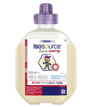Isosource<sup>®</sup> Junior Energy neutre SmartFlex<sup>®</sup> 500 ml