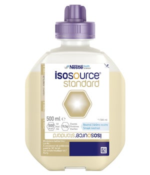 Isosource<sup>®</sup> Standard neutre SmartFlex<sup>®</sup> 500 ml