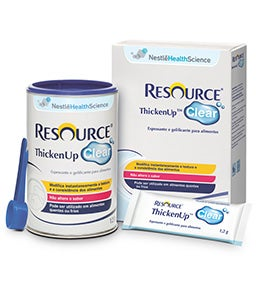 Resource® ThickenUp Clear